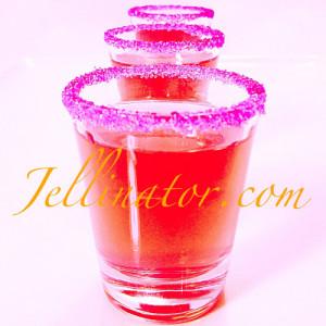 Kinky Malibu Barbie Jello Shots - Jellinator.com