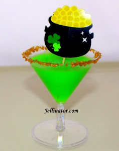 Key Lime Pie Jello Shots - Jellinator.com