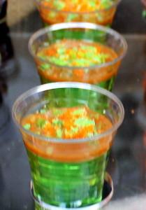 Caramel Appletini Jello Shots - Jellinator.com