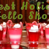 Best holiday jello shots