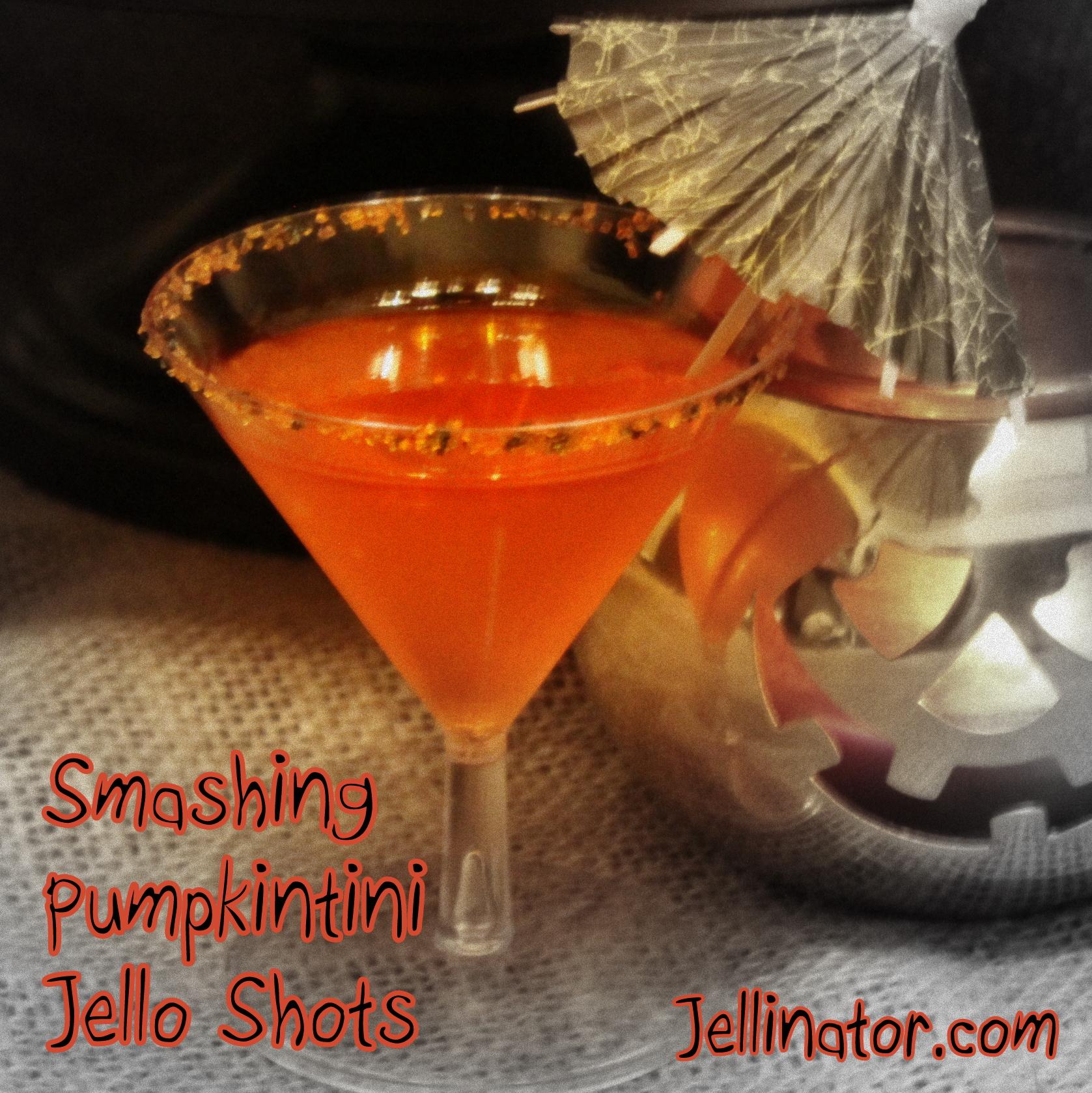 Halloween Party Recipes | Jellinator