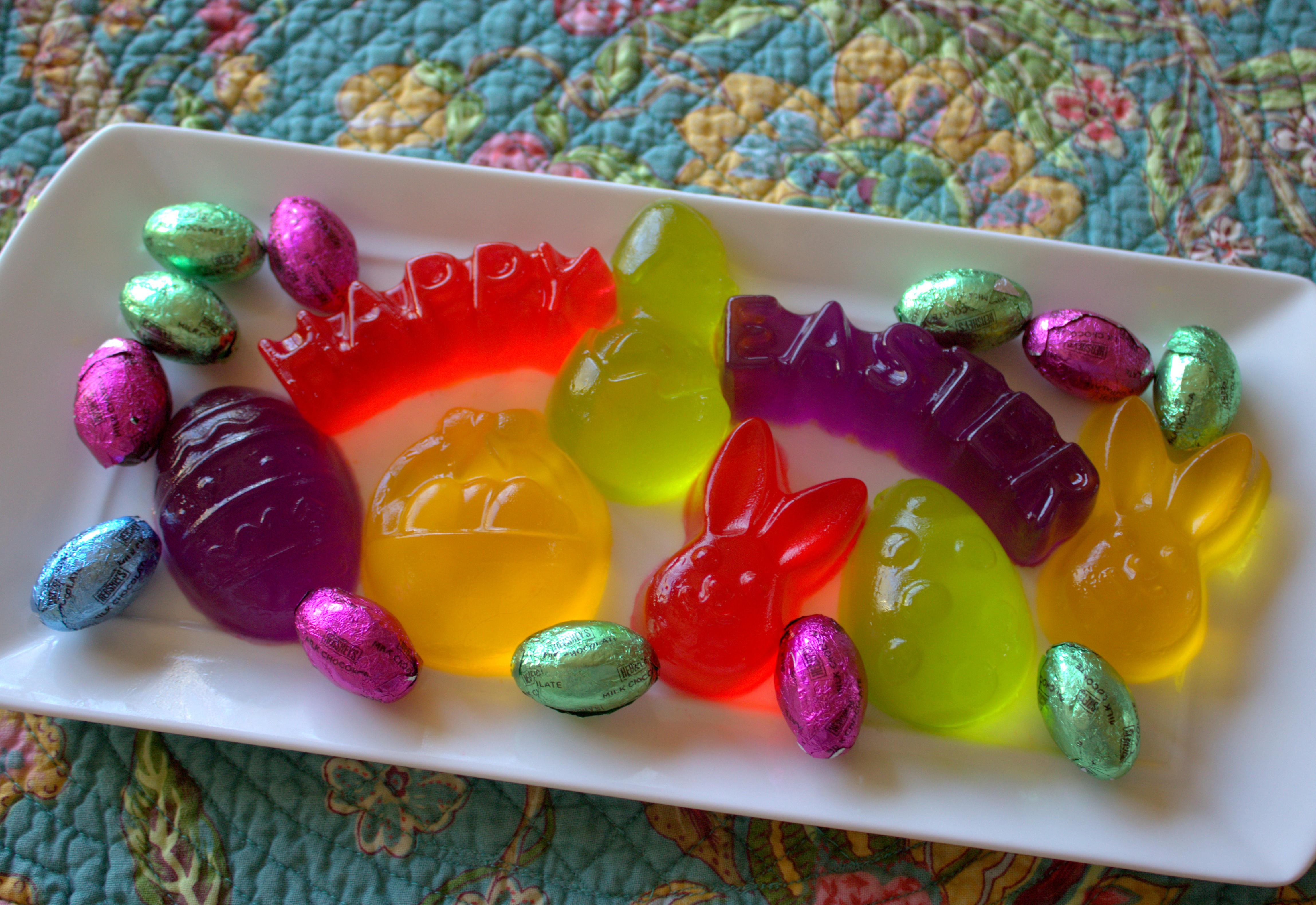 Easter Fun Jello Shots Jellinator Com
