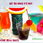 Summertime Jello Shots